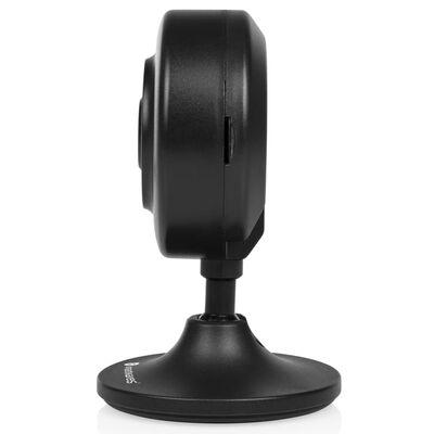 Smartwares WiFi-kamera för inomhusbruk 360° 8x9x5 cm svart