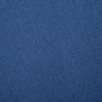 vidaXL Soffgrupp 2 delar tyg blå
