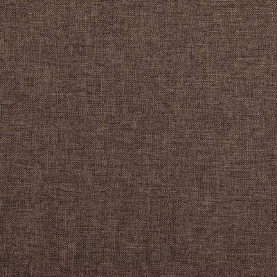 vidaXL Mörkläggningsgardin med krokar linnelook taupe 290x245 cm