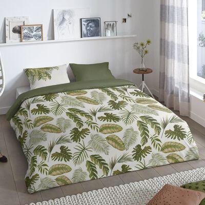 Good Morning Bäddset LEWIS 240x200/220 cm grön
