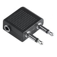 HAMA Adapter Audio 2x3,5-3,5mm 2xHane Mono-Hona Stereo ST