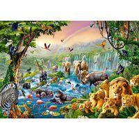 Castorland Pussel, 500 bitars, Jungle River
