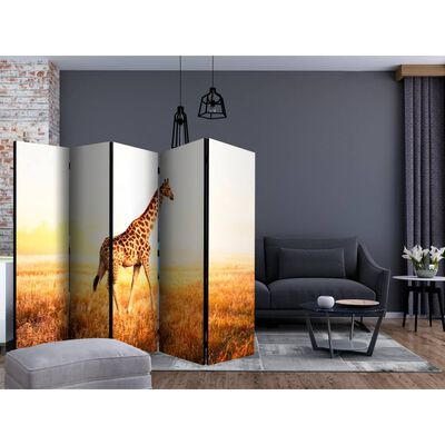 Rumsavdelare - Giraffe - Walk Ii   - 225x172 Cm