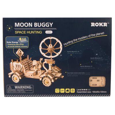 Robotime Soldriven leksaksbil Rambler Rover