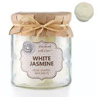 OWNC Doftvax Glasburk 18-p Miljövänligt & Handgjort Jasmine