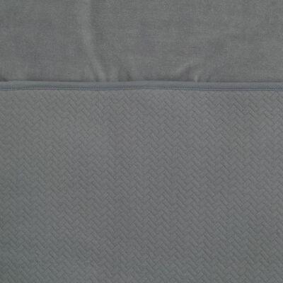 Jollein Åkpåse Brick sammet grå