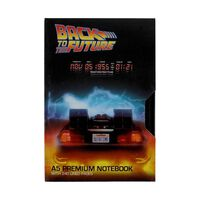 Back to the Future, A5 Anteckningsbok - VHS