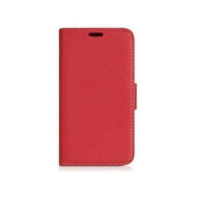 Mobilplånbok 2-kort Huawei Y360 Röd,