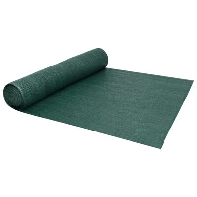 vidaXL Insynsskyddsnät grön 1,8x10 m HDPE 150 g/m²