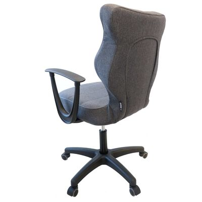 Good Chair Ergonomisk kontorsstol NORM mörkgrå BA-B-6-B-C-FC33-B
