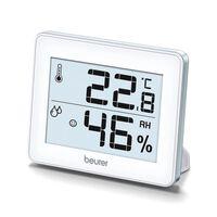 Beurer Termohygrometer HM16 vit 679.15