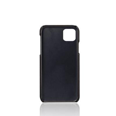 KSQ iPhone 12 Mini Skal med kortplats - Svart