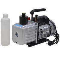 vidaXL Vakuumpump 2-stegs 100 L / min