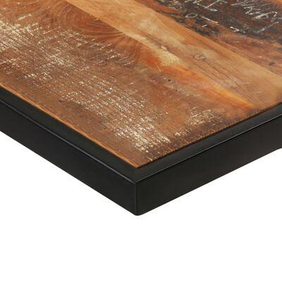 vidaXL Matbord 200 cm massivt återvunnet trä
