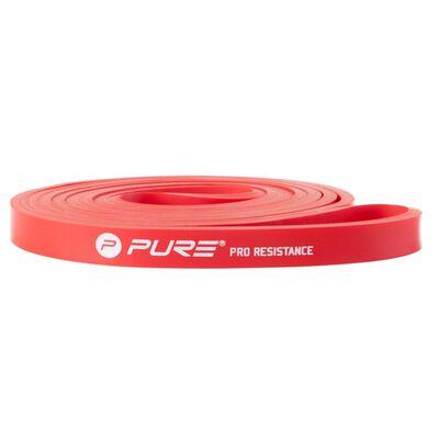 Pure2Improve Pro träningsband Medium röd P2I200100