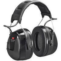 3M Hörselskydd med radio Worktunes Pro Peltor svart 34732
