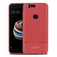 Rugged Armor TPU skal Xiaomi Mi A1 Röd