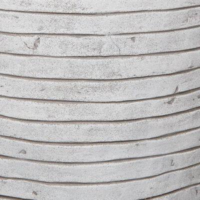 Capi Vas Nature Row boll 62x48 cm elfenbensvit KRWI271