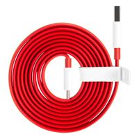 Oneplus 150cm Dash Charge Type-c Flat Cable Fast Charge Kabel