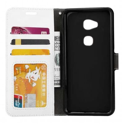 Mobilplånbok 3-kort Sony Xperia L2 (H3311) Vit