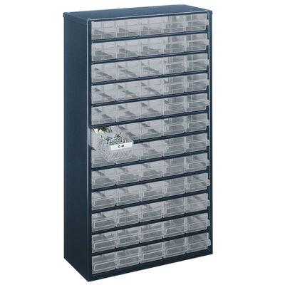 Raaco Sortimentskåp 1260-00 med 60 lådor 137386,
