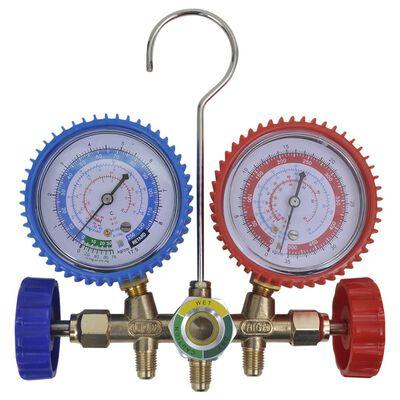 Grenrör mätarset för AC-enhet 2-vägs