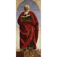St.Simon the apostle,Piero della Francesca,80x40cm