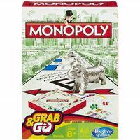 Monopol Grab & Go, Resespel