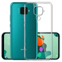 Silikon skal transparent Huawei Mate 30 Lite (SPL-L29)