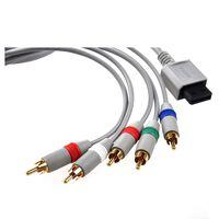 Wii Komponent Kabel