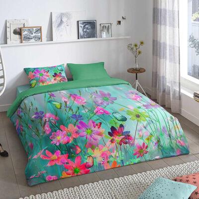 Good Morning Bäddset BELLE 155x220 cm flerfärgat