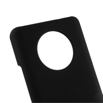 OnePlus 7T Skal Plastskal Rubberized - Svart