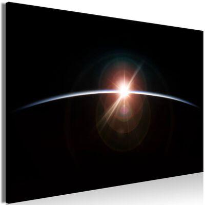 Tavla - Horizon (1 Part) Wide - 60x40 Cm