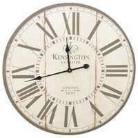 vidaXL Väggklocka vintage London 60 cm