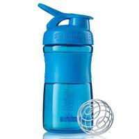 BlenderBottle Shakerflaska SportMixer 590 ml cyan