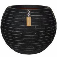 Capi Vas Nature Row boll 40x32 cm antracit KRWZ270