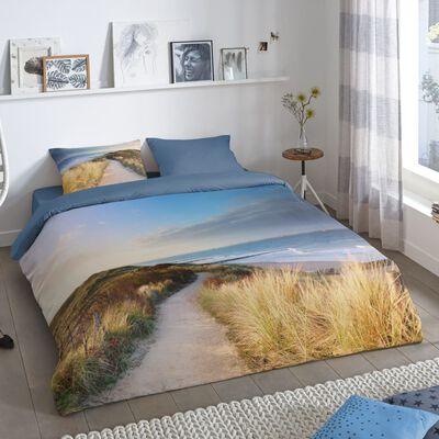 Good Morning Bäddset DUNES 155x200 cm flerfärgat
