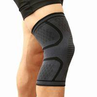 Knästöd med kompression för träning/löpning - XL