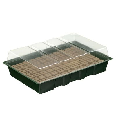 Nature Miniväxthus kit 7x11 celler