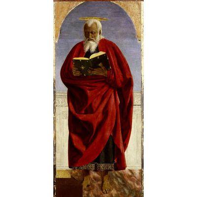 The Apostle,Piero della Francesca,80x37cm