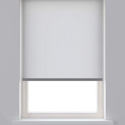Decosol Rullgardin translucent vit 60x190 cm