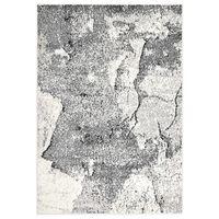vidaXL Matta grå 140x200 cm PP