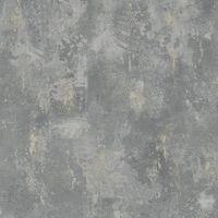 DUTCH WALLCOVERINGS Tapet betong grå TP1008
