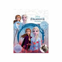 Frozen 2 / Frost 2, 5x Klistermärken