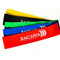 Mini resistance band 5-pack
