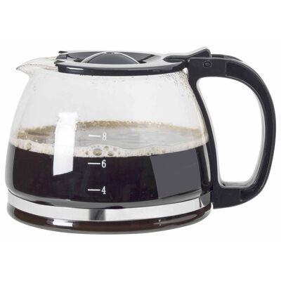 Bestron Kaffebryggare ACM750Z svart plast 750W 1,25L