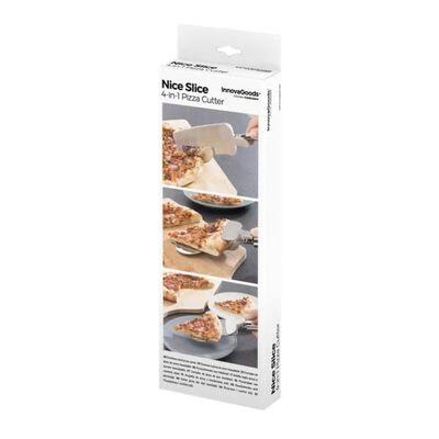 Multifunktionell Pizzaskärare - Nice Slice