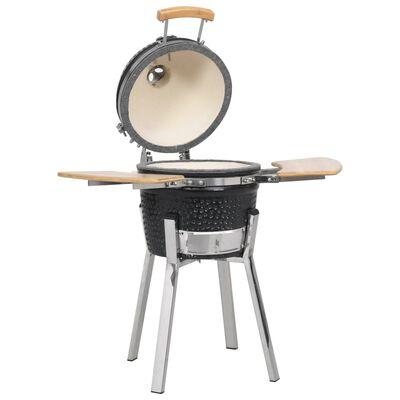 Kamado keramisk grill smoker 81 cm