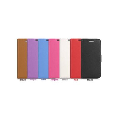 Mobilplånbok 2-kort Nokia Lumia 929/930 (RM-927) Brun