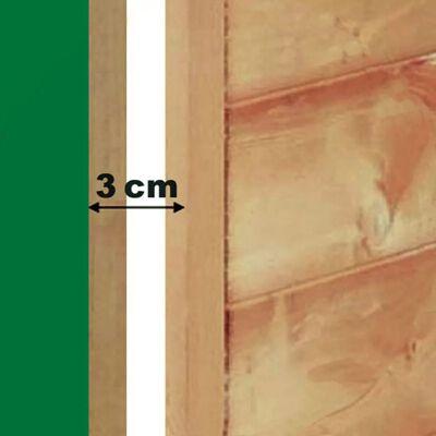 Kerbl Hundkoja 4-Seasons 100x83x94 cm brun 81349